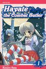 Hayate the Combat Butler, Vol. 1 Cover Image