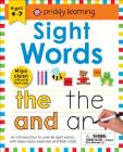 Wipe Clean Workbook: Sight Words (enclosed spiral binding): Ages 4-7; wipe-clean with pen & flash cards (Wipe Clean Learning Books) Cover Image