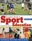 Complete Guide to Sport Education Cover Image