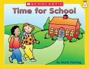 Level A - Time For School Cover Image