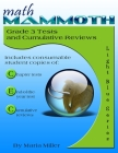Math Mammoth Grade 3 Tests and Cumulative Reviews Cover Image