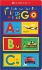 ABC Things That Go: Scholastic Early Learners (Slide and Find) Cover Image