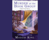 Murder at the Book Group: A Book Group Mystery Cover Image