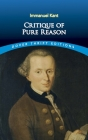 Critique of Pure Reason (Dover Thrift Editions) Cover Image