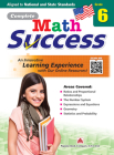 Complete Math Success Grade 6 Cover Image