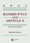 Bankruptcy & Article 9: 2021 Statutory Supplement (Supplements) Cover Image