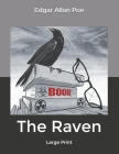 The Raven: Large Print Cover Image