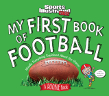 My First Book of Football: A Rookie Book (A Sports Illustrated Kids Book) Cover Image