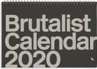 Brutalist Calendar 2020 Cover Image
