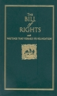 Bill of Rights: With Writings That Formed Its Foundation (Little Books of Wisdom) Cover Image