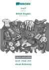 BABADADA black-and-white, Tigrinya (in ge'ez script) - British English, visual dictionary (in ge'ez script) - visual dictionary: Tigrinya (in ge'ez sc Cover Image