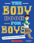 The Body Book For Boys Cover Image