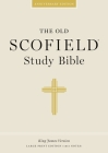Old Scofield Study Bible-KJV-Large Print Cover Image