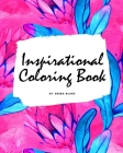 Inspirational Coloring Book for Young Adults and Teens (8x10 Coloring Book / Activity Book) Cover Image