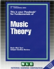 MUSIC THEORY: Passbooks Study Guide (Fundamental Series) Cover Image