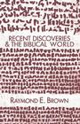 Recent Discoveries and the Biblical World Cover Image