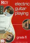 Electric Guitar Playing: Grade 1 Cover Image