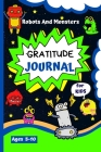 Gratitude Journal For Kids Ages 5-10 Cover Image