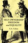 Self-Ownership, Freedom, and Equality (Studies in Marxism & Social Theory) Cover Image