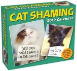Cat Shaming 2019 Day-to-Day Calendar Cover Image
