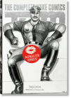 Tom of Finland. the Complete Kake Comics Cover Image
