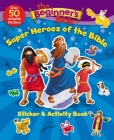 The Beginner's Bible Super Heroes of the Bible Sticker and Activity Book Cover Image