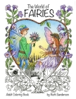 The World of Fairies: A Coloring Book for Adults Cover Image