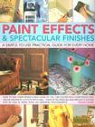 Paint Effects & Spectacular Finishes: A Simple-To-Use Practical Guide for Every Home Cover Image