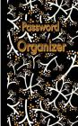 Password Organizer: An internet password logbook 5x8 with 102 pages password book, password keeper Store username, password, website, soci Cover Image