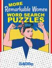 More Remarkable Women Word Search Puzzles Cover Image