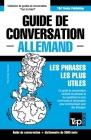 Guide de conversation Français-Allemand et vocabulaire thématique de 3000 mots Cover Image