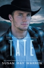 Tate: The Montana Marshalls - An Inspirational Romantic Suspense Family Series Cover Image