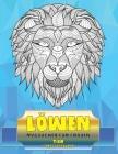 Malbücher für Frauen - Stressabbauend - Tier - Löwen Cover Image