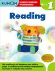 Grade 1 Reading (Kumon Reading Workbooks) Cover Image