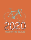 2020 Year of the Bicycle: Teracotta cover Cover Image