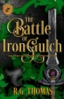 The Battle of Iron Gulch: A YA Urban Fantasy Gay Romance (Town of Superstition #3) Cover Image