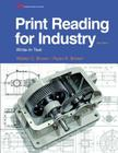 Print Reading for Industry Cover Image