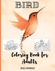 Birds Coloring Book for Adults: Amazing birds coloring book for stress relieving with gorgeus bird designs. Cover Image