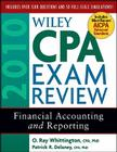 Wiley CPA Exam Review 2010, Financial Accounting and Reporting Cover Image