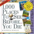 1,000 Places to See Before You Die Page-A-Day Calendar 2019 Cover Image