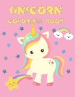 UNICORN Coloring Book: Various Collection of Fabulous Designs of Unicorns with Convenient 8.5X11 Large Size Pages for Kids Cover Image