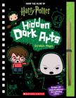 Harry Potter: Hidden Dark Arts: Scratch Magic Cover Image