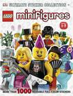 Ultimate Sticker Collection: LEGO® Minifigures (Series 1-7): More Than 1,000 Reusable Full-Color Stickers Cover Image