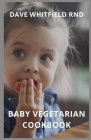 Baby Vegetarian Cookbook Cover Image