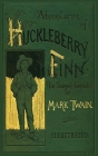 Adventures of Huckleberry Finn: by Mark Twain Book Hucleberry Huckelberry Hardcover Cover Image