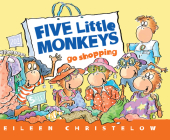 Five Little Monkeys Go Shopping Cover Image