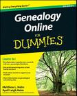 Genealogy Online for Dummies Cover Image