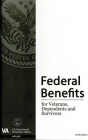 Federal Benefits for Veterans, Dependents, and Survivors 2018 Cover Image