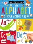 My Alphabet Sticker Activity Book Cover Image