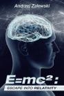 E=Mc²: Escape into Relativity Cover Image